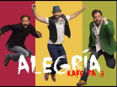 kafe pa 3 - ALEGRÍA (Lyric Video)