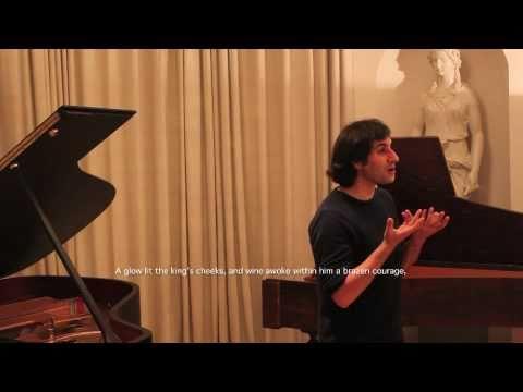 Belsazar, Op. 57 (Robert Schumann/Heinrich Heine) With English Subtitles