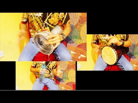 Nancy Ajram- Baladiyyat (Ana Menno) (Darbuka/Djembe/Tambourine Cover)
