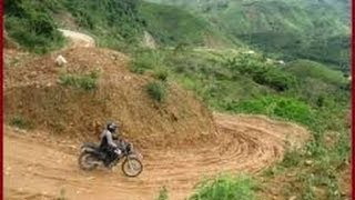 Motorcycle Tours Vietnam | North Vietnam Motorbike Tour To Ba Be Lake | Offroad Indochina