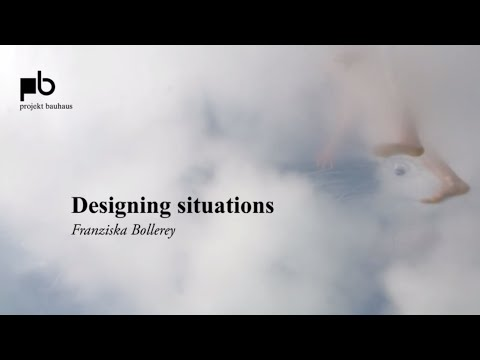 Can design change society? – Franziska Bollerey: Visions of a New Society (English version)