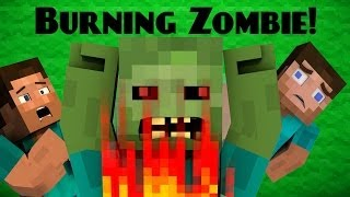 Why Zombies Burn In Daylight - Minecraft