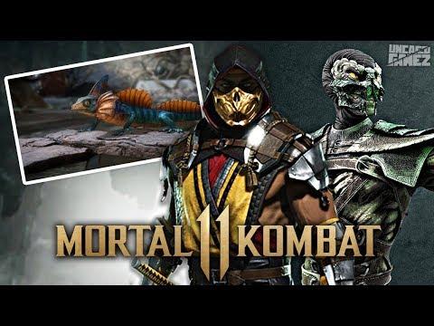 Mortal Kombat 11: NEW Character Teased, Cover Art Revealed, & More!! thumbnail