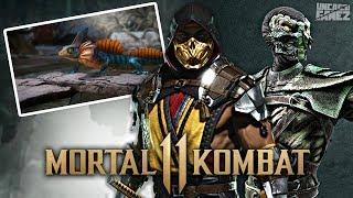 Mortal Kombat 11: NEW Character Teased, Cover Art Revealed, & More!!