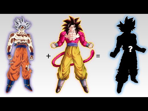 20 Goku's Transformation Fusion With Each Other Forms | CharlieCaliph