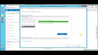 15- Installing and Configuring Exchange Server 2016 DAG (Database Availability Group)