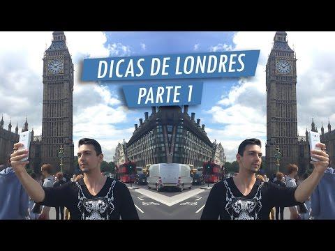 Dicas De Viagem Londres: Comprando Libra + Barata | Voos | Metrô  - Parte 1