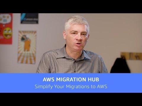 Introducing AWS Migration Hub