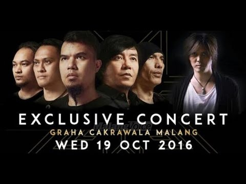 Test : DEWA 19 ft. Ari Lasso & Once Mekel {Exclusive Concert} Malang 2016