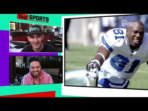 Terrell Owens Rips Dallas Cowboys, Says Jason Garrett Sucks   TMZ Sports