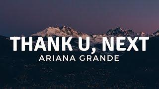 Baixar Ariana Grande - thank u, next ( Lyrics)