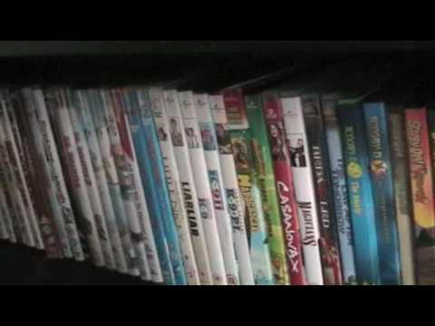 My Disney DVDs