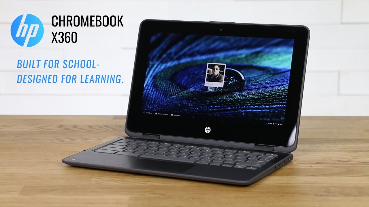 First Look: The HP Chromebook X360 11 G1 EE