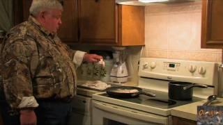 QuackYak Cooking - Southern Fried Quail