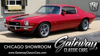 1970 Chevrolet Camaro Z28 for sale Gateway Classic Cars #1778 Chicago