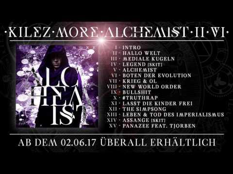 Kilez More ALCHEMIST Album Snippet
