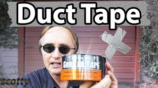 5 Life Hacks That Will Fix Your Car With Duct Tape