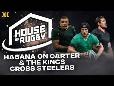 Habana on Carter and the Kings Cross Steelers | House of Rugby S3 Ep13