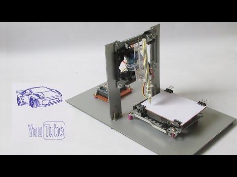 How to Make a CNC machine at home