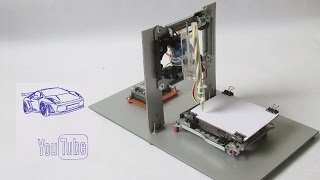 Repeat youtube video How to Make a CNC machine at home