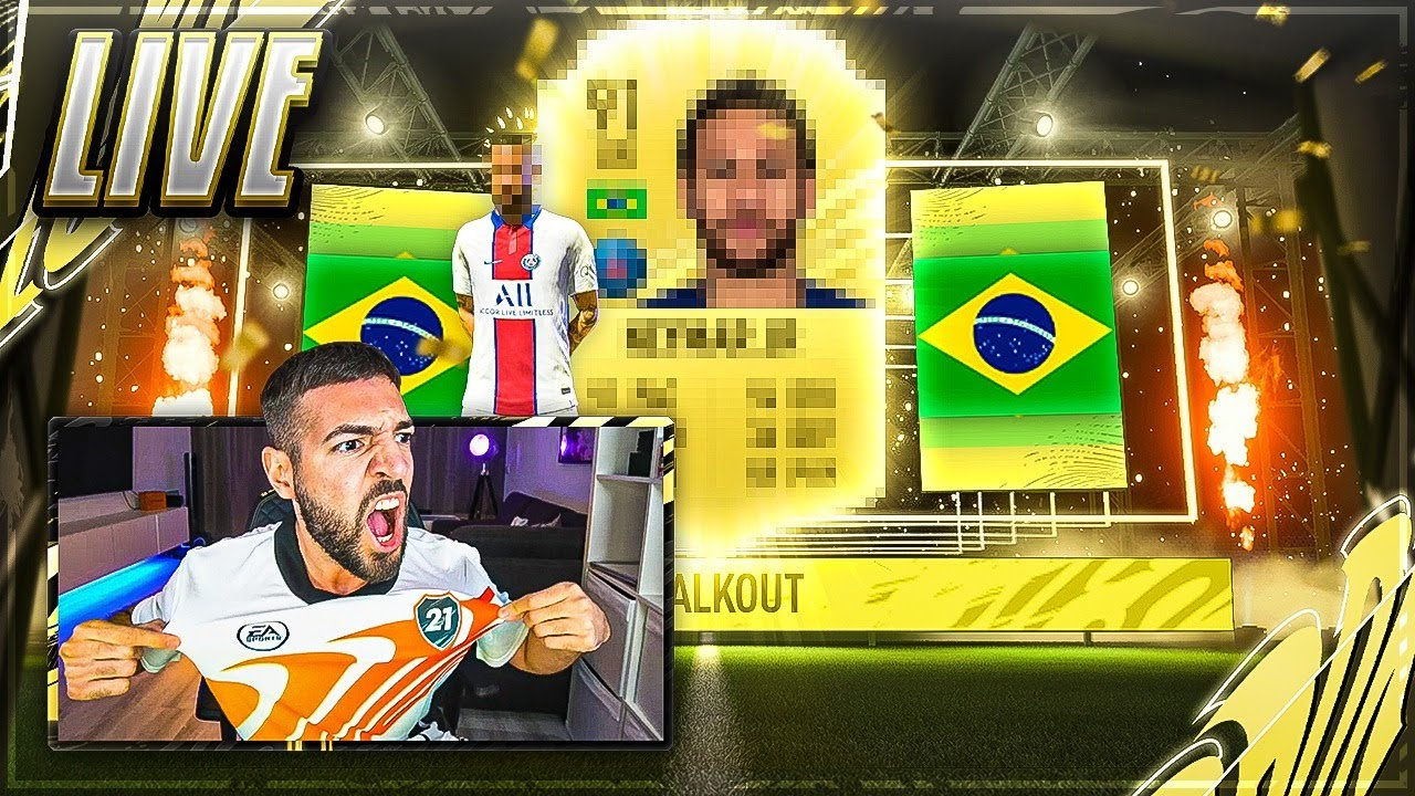 FIFA 21: 5.000€ XXL Pack Opening ESKALATION ?? Teambau + SBCs !!