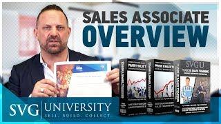 Sales Associate Overview