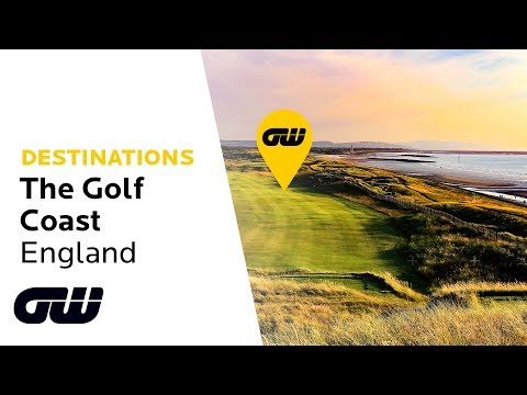 Iona and Matt take on Englands Golf Coast!