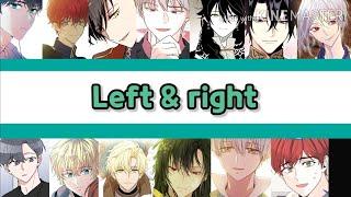 [네이버×카카오페이지]세븐틴 - Left & right