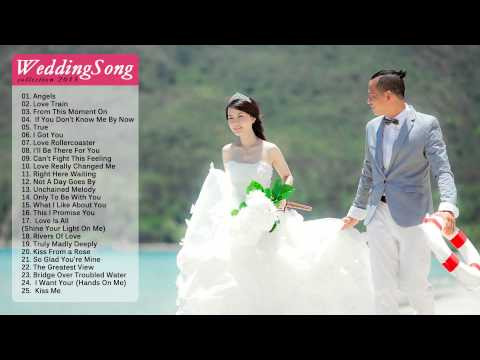Greatest Wedding Songs Of All Time  Wedding Songs 70s 80s 90s  Various Artists Full Album