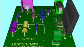 NI Multisim & Ultiboard LM3875