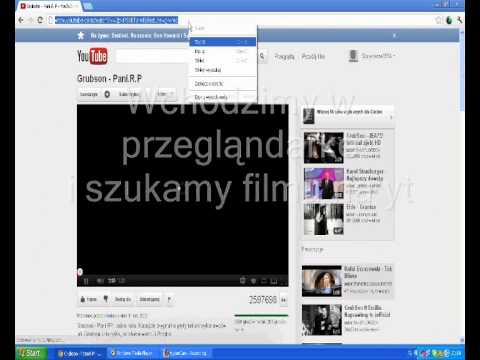 [SPRYCIARZE.PL]Jak ściągać piosenki z youtube