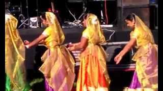 Melbourne west Sinhala Hindu new year festival in 2014.
