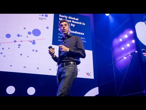 JF Gauthier (Startup Genome) on Insights from 2019 Global Startup Ecosystem Report | #TNW2019