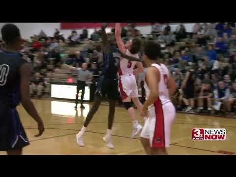 Papio South vs. Omaha Westside boys basketball