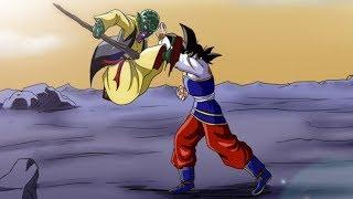 Goku's Life On Yardrat