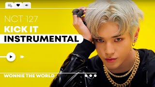 NCT 127 - Kick It | Official Instrumental