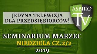 ASBiRO TV - niedziela 03.03 cz.2 - Na żywo