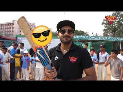 SunRisers Hyderabad   Mere Gully Mein Ft. Rashid Khan & Vijay Shankar   VIVO IPL 2019