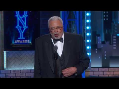 Pawling's James Earl Jones Receives Lifetime Achievement Tony Award