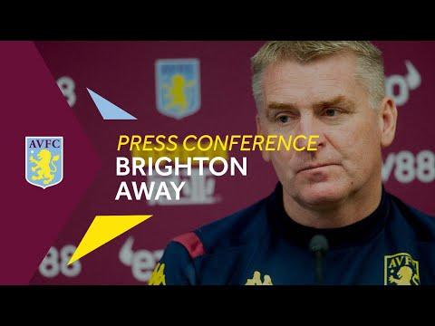 PRESS CONFERENCE | Brighton Away