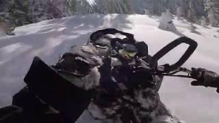 600s are fun! Testing the 2019 Ski-Doo Summit 600R prototype