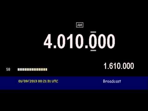 Birinchi Radio (Bishkek, Kyrgyzstan) - 4010 kHz