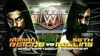 WWE Money in the Bank 2016 PPV Event Match Card and Predictions
