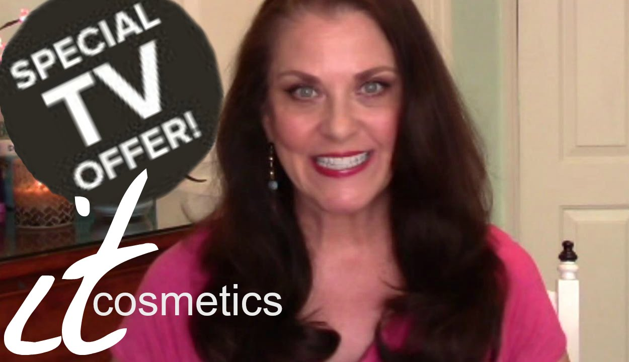 it cosmetics haul as seen on tv mature beauty reviews youtube. Black Bedroom Furniture Sets. Home Design Ideas