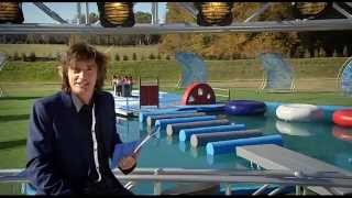 Total Wipeout - Series 2 Episode 11 (Celebrity Special)