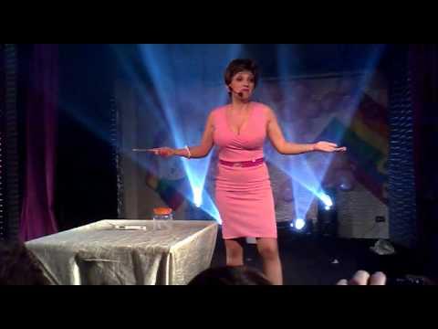 Lucia Ocone Al Borgo 27 2 11 Youtube