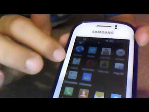 Aplicações do Samsung Rex 70