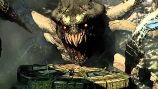 갓오브워 시리즈 - 거대보스들 등장연출