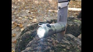 Титановый фонарь KLARUS Mi1C Ti - малютка_не_для_света
