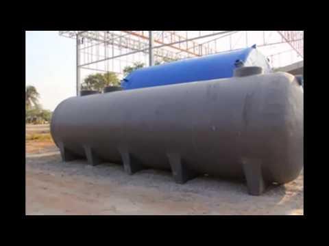 ขายถังบำบัดน้ำเสียไฟเบอร์กลาสราคาถูกแบบเติมอากาศ ไร้อากาศ ขนาด 10,000 ลิตร 15,000 ลิตร 20,000 ลิตร
